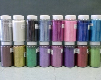 Tanday 1 Lb Glitter in 17 Colors