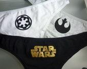 Star Wars Triple Panty Set