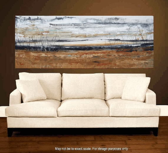 """Enormous abstract 72"""" large painting original palette knife painting free shipping, from jolina anthony a beautifull wall decor"""