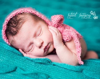 Girly Head Wrap Knitting Pattern - 6 Sizes Included - PDF Sale - Instant Digital Download