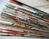 Handmade Upcycled A7 Envelopes