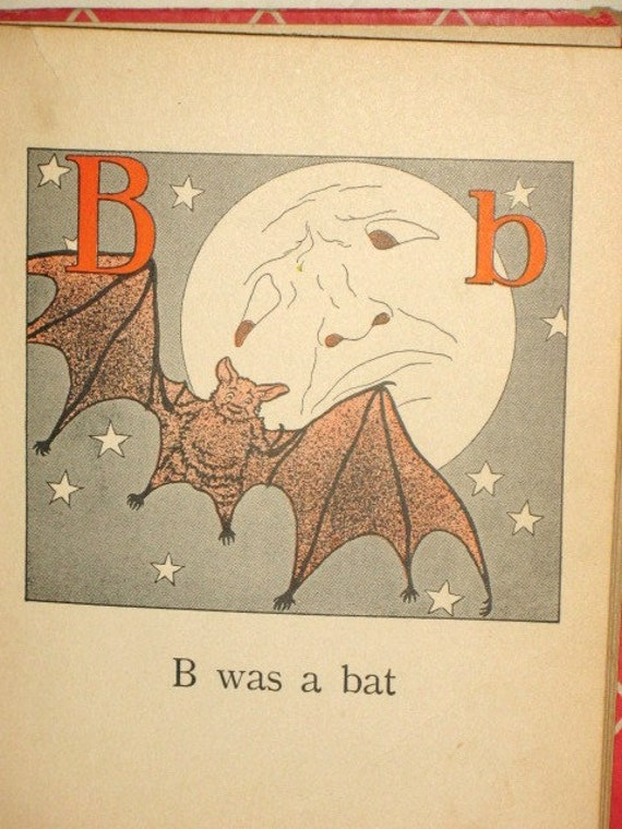 Nonsense ABCs by Edward Lear