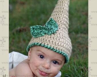 Baby Hat Pattern Crochet - Gnome Hat