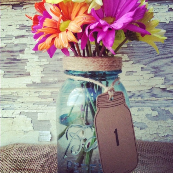 Wedding Decorations Using Mason Jars: Items Similar To 10 Mason Jar Flower Lids Frog Mason Jar