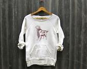 bestest friend ever Golden Retriever Sweatshirt, Retriever Shirt, Dog Sweater, Cute Sweater, S,M,L,XL