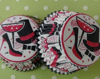Party Time Cupcake Liners