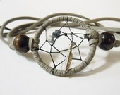 MADE TO ORDER: Sodalite Dreamcatcher Bracelet