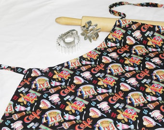Route 66 Diner Adult Apron