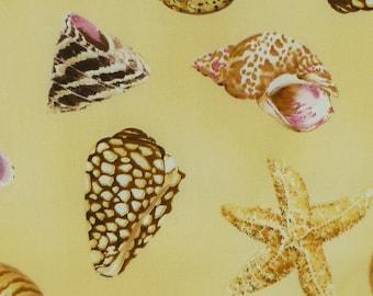 Exclusively Quilters Beachcomber Seashells (3705-8617-4)
