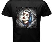 Day of the Dead decapitated Sugar Skull T-shirt