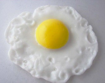 Fried Egg Soap