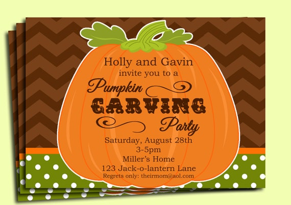 pumpkin invitation printable fall birthday pumpkin patch pumpkin