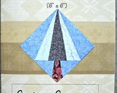 Evergreen Paper Pieced Quilt Block Pattern