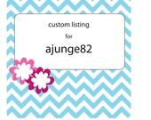 Custom Flower for ajunge82