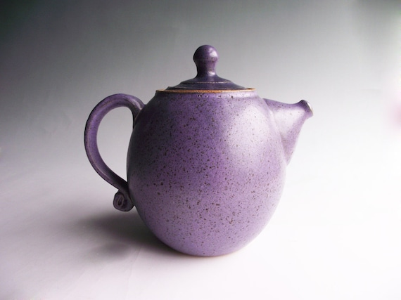 Very Purple Teapot - Holds 3 1/2 Cups