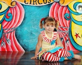 Girls Circus Outfit Circus Clothing Girls Tops Girls Skirts Circus Dress Circus Kids Baby Toddlers  6-12  months through 18/24 months
