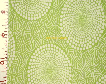Sale! Fabric 1 Yard DB04 LIME Wild Garden EGGS Dan Bennett Westminster Quilting Sewing