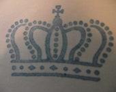 Elegant  Crown  Gift Tags