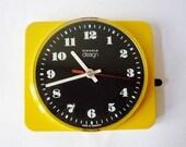 Vintage German Wall Clock from Kienzle