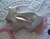 Vintage Bunny Cookie Cutter