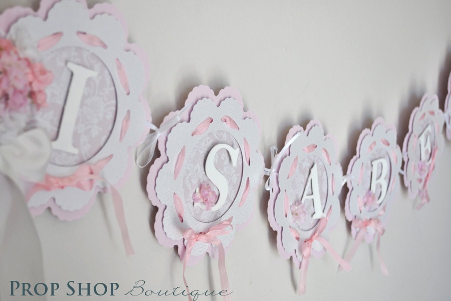 The Works Birthday Banners Special Occasion name banner