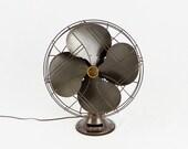 1954 Emerson Electric 16-Inch 3-Speed Oscillating Fan