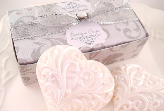 Pearl Heart Boutique Soaps