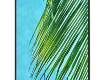 Beach iPhone 4 Case, Palm Tree, iPhone Cover, Beach iPhone Case, Beach iPhone Photography