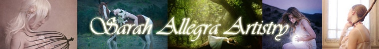 Sarah Allegra Etsy Shop