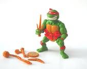 TMNT Action Figure: Storage Shell Raphael