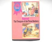 1960s Fairy Tale Book: Rapuzel and The Treasure of the Three Brothers