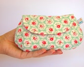 Bridal Clutch Purse - Bridesmaid Clutch - Party Clutch, in a Cath Kidston Floral Cotton Print