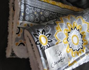 Gray & Yellow Burpy Set of 2
