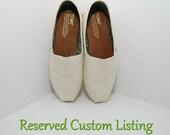 Harry Potter Custom TOMS Shoes