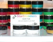 Hair Chalking Cream: StarColor Three Color Combo DIY kit