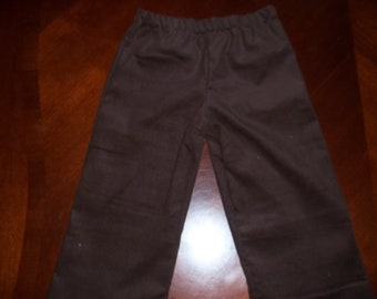 21 Wale Cotton Corduroy Pants - Toddler Sizes 12 months to 5T