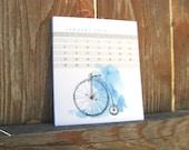 2013 Bicycle Printable CD Calendar (PDF)