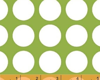 SALE - Multi Dot - Green Medium Dot by Jackie Shapiro from Windham