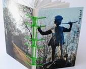 Peter Pan Kensington Gardens Journal
