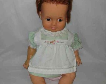 Cute Vintage 1973 Ideal Baby Crissy Doll