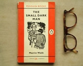 1950s penguin paperback The Small Dark Man by Maurice Walsh