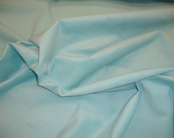 """Velvet Robbins egg Upholstery Polyester MIcro Plush Upholstery fabric by the yard 55"""" Wide"""