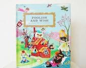 Illustrated Vintage Kids Book