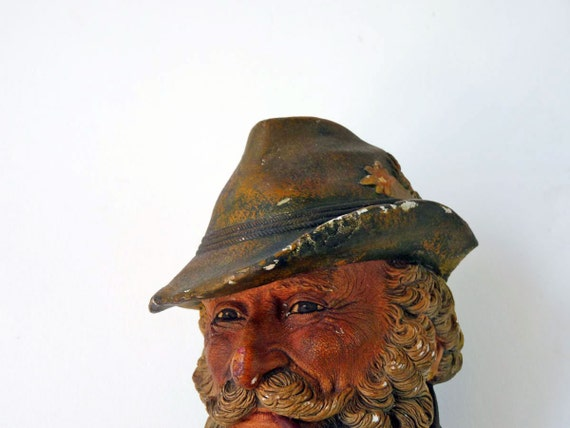 Bossons Tyrolean Beardy Man, 1972, chippy chalkware