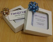 Gift Box Add-On for 4oz. Soap Bars