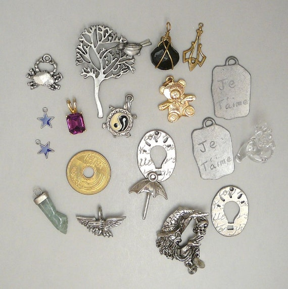 Mixed Lot of Charms