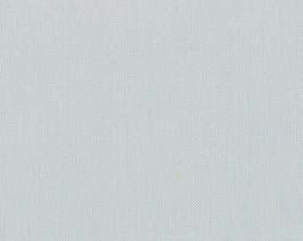 "Gray Solid Fabric - Bella Solids ""Zen Grey"" by Moda - 1/2 Yard"