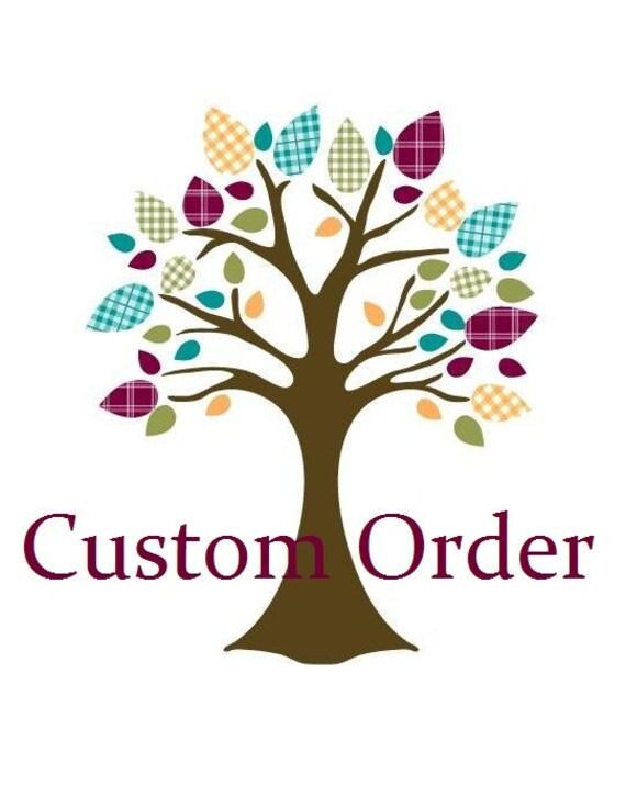Custom order for Jess (leejessica22)