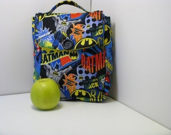 Reusable Preschool Lunch Bag
