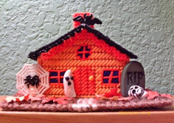Ghostgap Orange Haunted House ON SALE